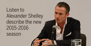 Listen to Alexander Shelley describe the new 2015-2016 season promo