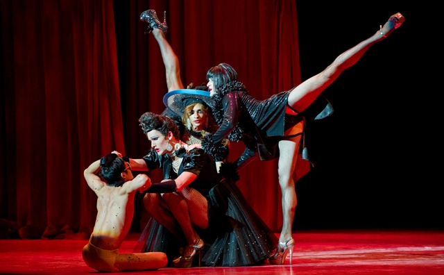 Love Lies Bleeding, Alberta Ballet