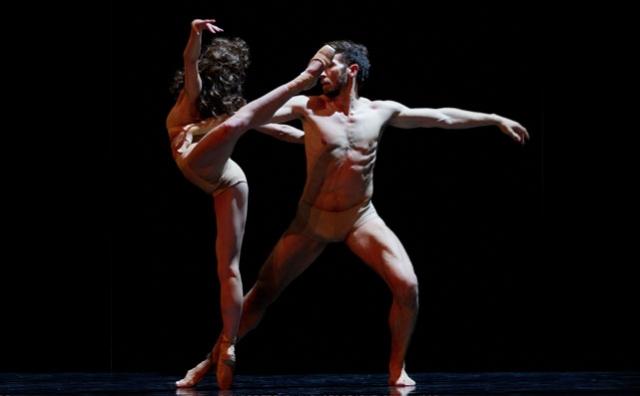 Émilie Durville and Marcin Kaczorowski in Rodin/Claudel