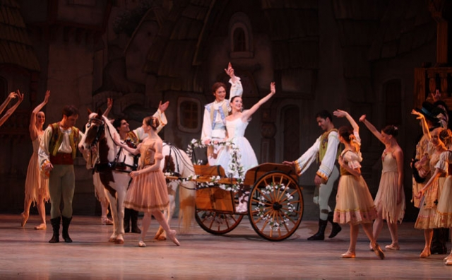 Artists of Pennsylvania Ballet in Coppélia