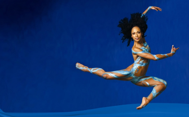 Roberts, A. Douthit and C. Brown in Revelations d'Alvin Ailey
