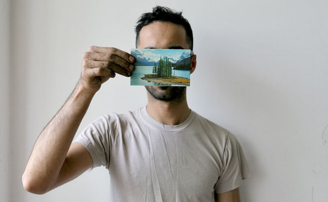 <i>The Postcard Project II</i>, Basil AlZeri