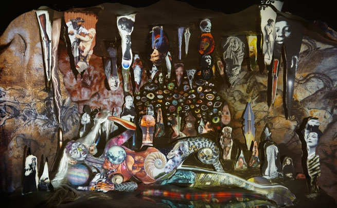 Shary Boyle, <em>The Cave Painter</em>, 2013, National Gallery of Canada, Ottawa