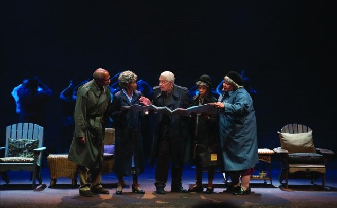 Rudy Webb, Lili Francks, Walter Borden, Barbara Barnes-Hopkins, Jackie Richardson