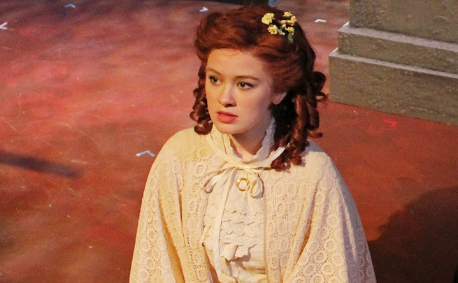 Ellen Denny as Anne Shirley