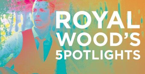 Royal Wood Series promo