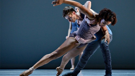 16 + a room - Artists of Ballet BC   Photo: © Michael Slobodian