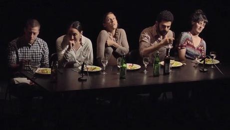 Family Dinner: The Lexicon   Photo: Josh Hite