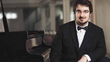Charles Richard-Hamelin, piano | Elizabeth Delage