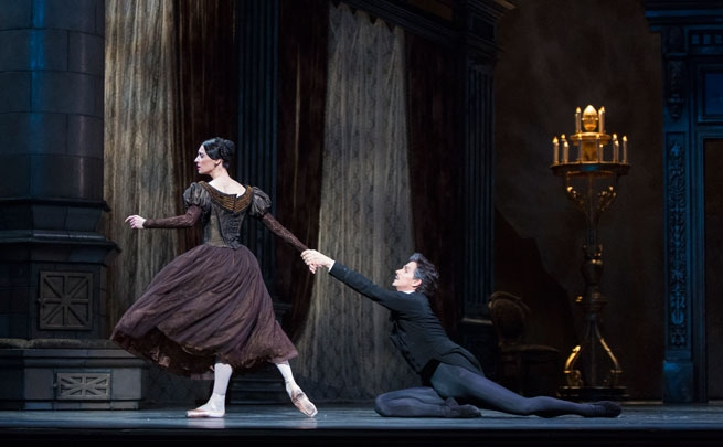 Image result for onegin national ballet of canada