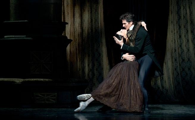 Image result for onegin national ballet