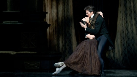 Greta Hodgkinson & Guillaume Côté in <i>Onegin</i> | Sian Richards