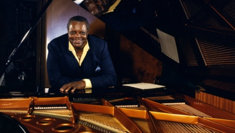 Oscar Peterson | Photo: Al Gilbert