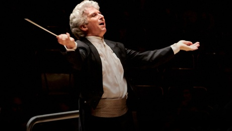 Peter Oundjian conducts the TSO | Malcolm Cook