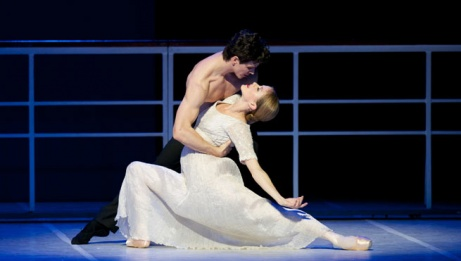 Heather Ogden and Guillaume Côté in <em>Nijinsky</em>. | Erik Tomasson