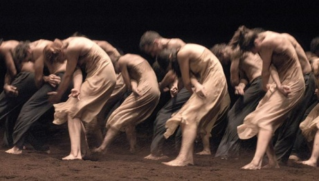 <em>The Rite Of Spring</em> Ensemble. | Ulli Weiss © Pina Bausch Foundation