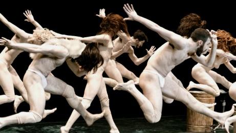 Compagnie Marie Chouinard   Photo: Nicolas Ruel<br> Dancers : Morgane Le Tiec, Sacha Ouellette-Deguire, Carol Prieur, Leon Kupferschmid, Sébastien Cossette-Masse, Megan Walbaum