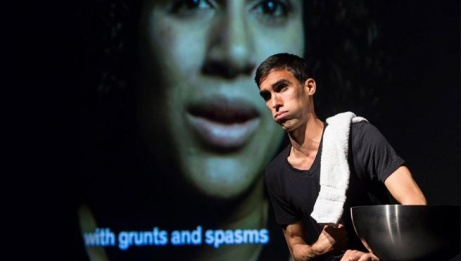  Photo: Jamie Williams (Sydney Festival Facebook)