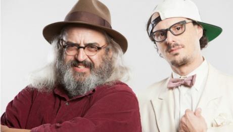 Yves Lambert & Socalled | Photo: Alain Lefort