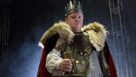 King Arthur, Niall McNeil | Photo: Tristan Casey