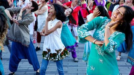 Sinha Danse | Photo: Kevin Calixte