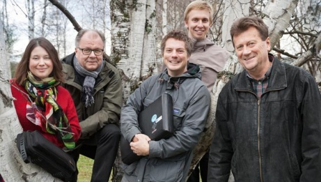 Lapland Chamber Orchestra Wind Quintet