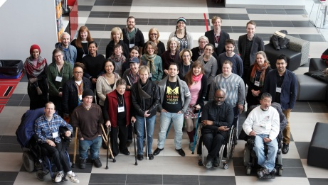 The 2016-17 Cycle: Deaf, disability, Mad arts and inclusion