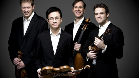 New Orford String Quartet | Alain Lefort