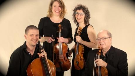 Le Quatuor à cordes Silflay