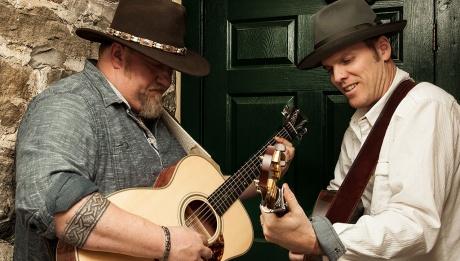 J.P. Cormier and Dave Gunning | Jonathan Beadle