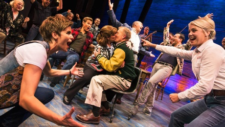 The cast of Come From Away. | Matthew Murphy, 2016