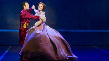 Anna in Rodgers & Hammerstein's The King and I.   © Jeremy Daniel