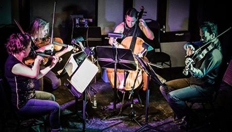 Ironwood Quartet   James Whittall