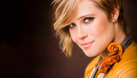 Leila Josefowicz © Chris Lee