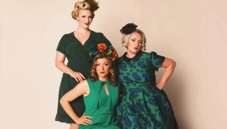 Rosie & the Riveters © Crystal Skrupsky