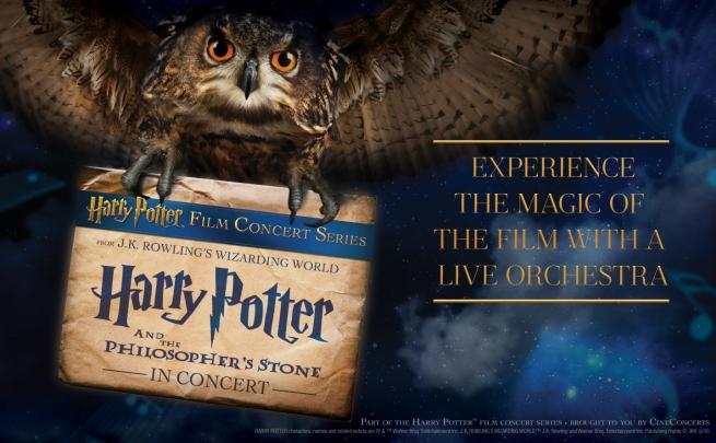 Harry Potter In Concert 2019