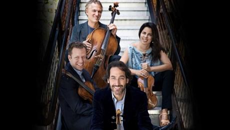 Pacifica Quartet | Lisa Marie Mazzucco