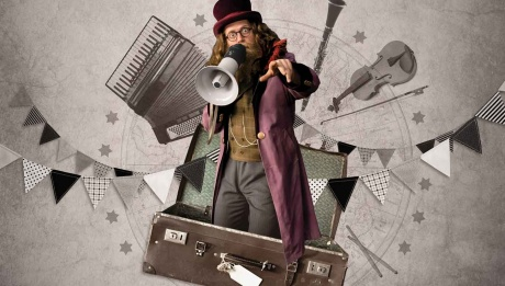 Ben Caplan | Stoo Metz Photography / Conception des costumes: Carly Beamish