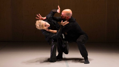 Louise Lecavalier, Robert Abubo | André Cornellier