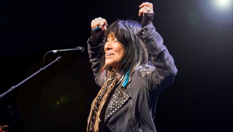 Buffy Sainte-Marie | D. Brian Campbell