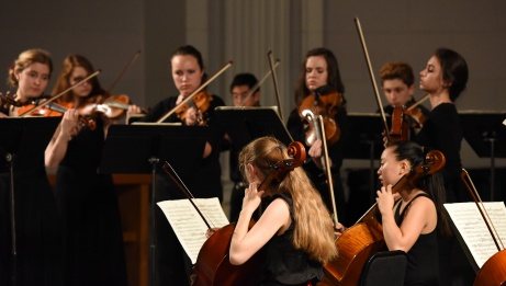 Orchestre du PJA préuniversitaire 2015 | Fred Cattroll