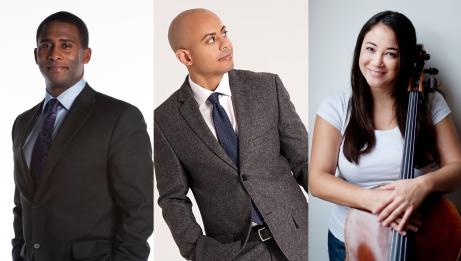 Harewood, Goodyear et Mercer | CBC, A Zvonar et Bo Huang