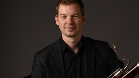 Vincent Parizeau, Second Bassoon, NAC Orchestra | Fred Cattroll
