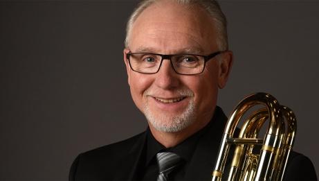 Douglas Burden, trombone basse, Orchestre du CNA | Fred Cattroll