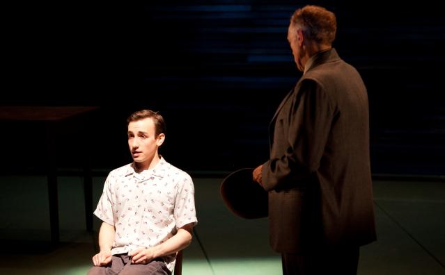 Trevor Barrette, Allan Morgan
