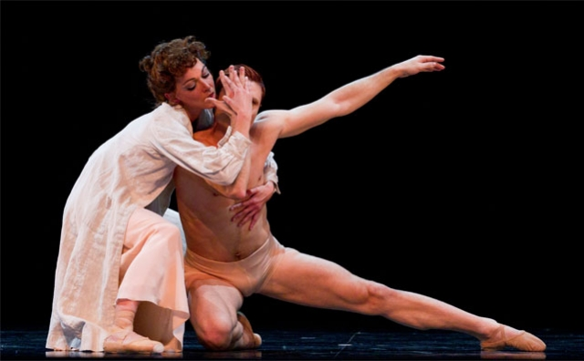 Émilie Durville and Jeremy Raia in Rodin/Claudel