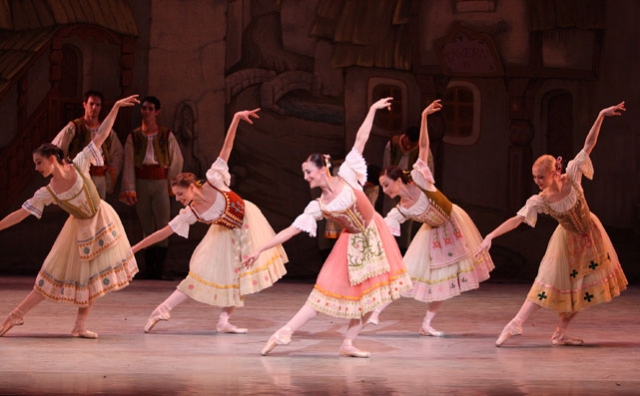 Artists of Pennsylvania Ballet in Coppélia